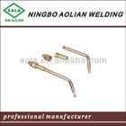 gás acetileno propano bico de cobre de soldadura