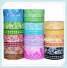 adhesive decoration sticker 15mm 10m japanese masking tape