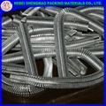 De los Clips de aluminio para hacer salchichas para trabajo pesado de buena estable de alimentos de embalaje estándar uso de aluminio U sharped Clips Poly S - Clips