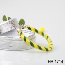 Stretch Gold Stardust Mesh Bracelet popular style