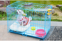 hot sale high quality large dog cage stainless steel dog cage pet cage