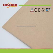 Plain Raw MDF Baseboard