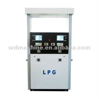 Glp Dispenser ( 4 flowmeter-4 nozzle-4 dispaly-4 teclado )