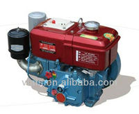 China Brands of diesel engines Diesel Engine R176 single cylinder high quality engine