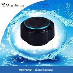 New design fashionable waterproof bluetooth stereo shower speaker bluetooth car speaker