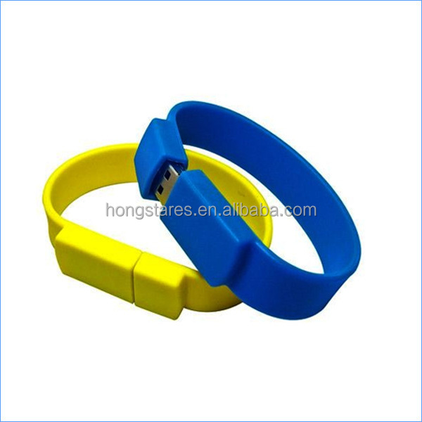 High quality bracelet bulk 1gb usb flash drives with best price
