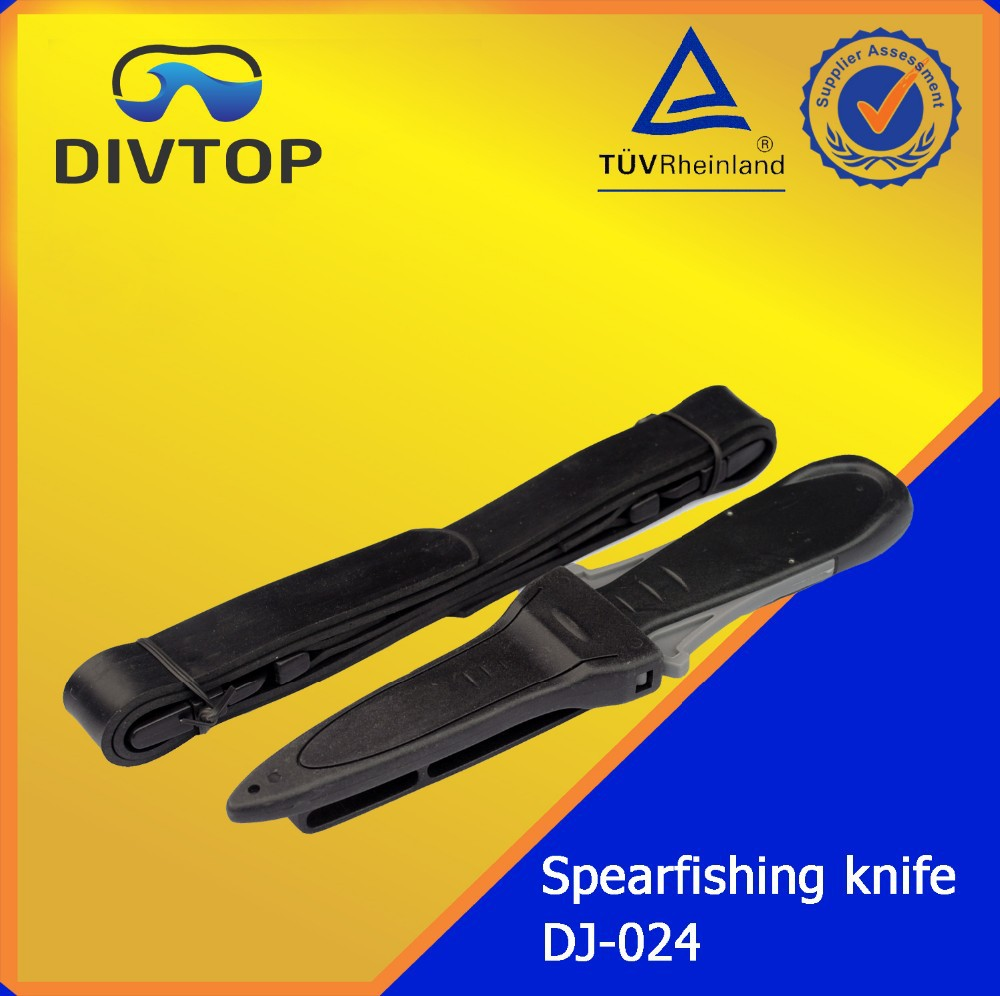 420SS/ 304SS sharp Spearfishing knife