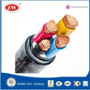 Copper Conductor XLPE Insulated ZR YJV Electrical Power Cable
