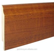 wood flooring skirting board mould