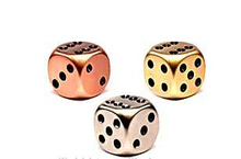high quality dice candy