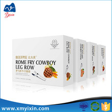 Cheap price sell 300 gsm packaging wax coated paper food box