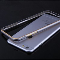 Fashionable Metal Protective Bumper Frame cover case for Iphone 5 / 5s/galaxy y