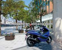 3000W EEC Electric Motorcycle/Electric Scooter/ High power Scooter, T6