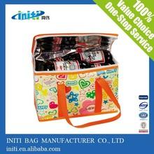 2015 Stylish Foldable aluminum cooler bag as food bag