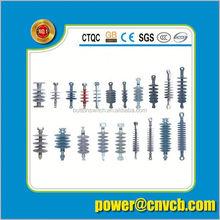 Organic composite Suspension insulator 11kV 33kv line post insulator