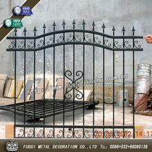 Spearhead cheap metal fence panels (SGS Product)