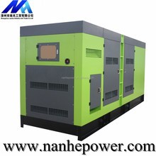 3 Phase Water-Cooled Super Silent Famous Engine Diesel Generator 600kw Dynamo