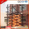 Manual scissor lifting equipment / Hydraulic goods lift