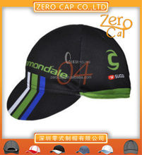 Wholesale 100%cotton printed men cycling hats /caps
