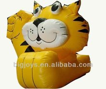 inflatable lucky cat,bring many more money to you.