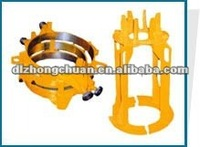 ductile iron sleeve pipe fitting casting,gray iron casts for water treatment