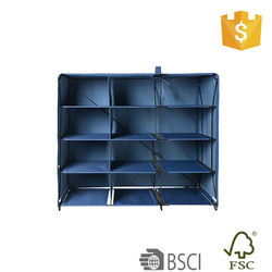 Factory new sell high folding container store shoe rack