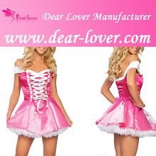 venta al por mayor 2014 princesa traje de belle trajes para el tamaño más mujeres