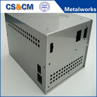 Stainless Steel Welded Control Panel