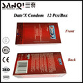 180 mm comprimento Elite preservativos com sabor