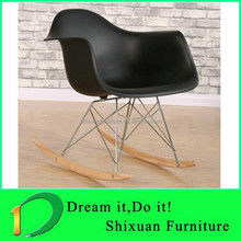 hot New designed colorful rocking chair, relax chair