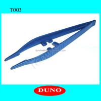 2015 HOT Wholesale oem available disposable medical plastic tweezers