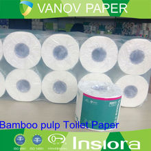 wholesale bulk toilet paper/ virgin bamboo