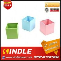 Kindle 2013 New polychrome mini flower pot with 31 years experience
