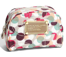 Smooth PVC leather new style cosmetic bag 2014