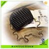 Stylish mini PU leather single strap shoulder bag