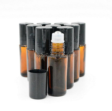 roll on bottles 5ml glass roll on bottles with stainless steel roller ball roll on glass refill bottle