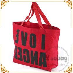 Recycled wholesale cheap wholesale plain canvas tote bags with handle