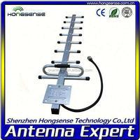 [High gain]wireless tv antenna 50km for outdoor yagi antenna