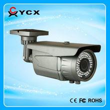 Sony ir bullet security 2.8-12mm varifocal CCTV Camera For Sale