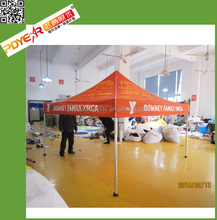 Focus on dome pop up advertising tents