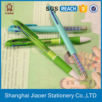 3 in 1 promotional plastic erasable ballpoint pen
