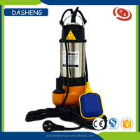 Suppliers Submersible sewage stainless steel pumps