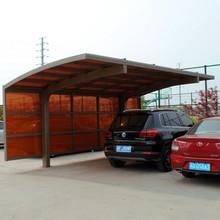 Hanergy photovoltaic solar private carport use solar energy products