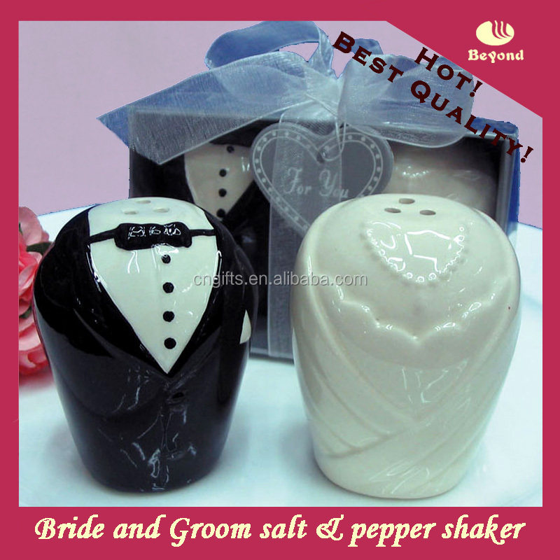 Hot sell wedding party gifts for guests of the bride and groom ceramic ...