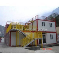 Decorated Mobile 20ft Shipping Container Homes For Sale Used