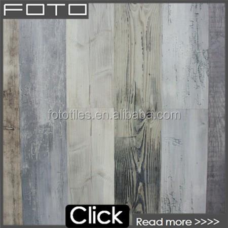 gris aspecto de madera plstico laminado interior panel de pvc para la pared