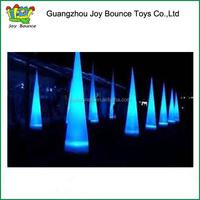 inflatable holiday yard decorations,led lighting inflatable,led lights inflatable cone