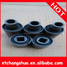 Best-selling bushing silent block rubber steering bushing for car and motorcycle rubber anti-vibration mounts