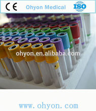 Manufacturers single-use blood collection tube 1-10ml (PET and GLASS)