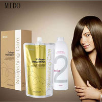 hair straightening cream rebonding